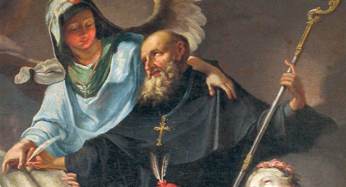 Święty Benedykt z Nursji (480-ok. 543)
